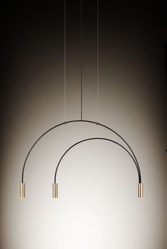 minimal pendant lamp with clean lines. this would look perfect over our dining room table as a center piece.