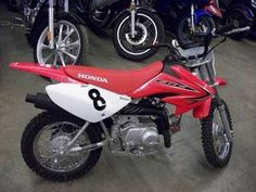 2012 Honda CRF70F,  3 SPEED, NO CLUTCH, GREAT STARTER BIKE #FORSALE