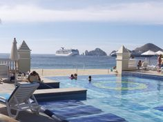 Exclusive! Our Riu Palace, Cabo San Lucas All-Inclusive Day Pass offers cruisers a very special shore excursion! www.resortforaday.com
