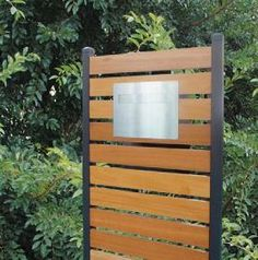 Instyle Letterboxes - Merbau/Timber Letterboxes