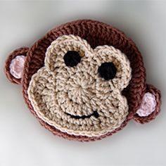 monkey business amigurumi crochet pattern
