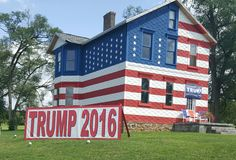 Trump House in PA