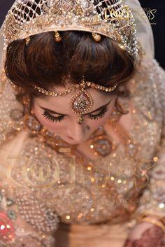 Love you Hamesha Latest Bridal Dresses, Asian Bridal Dresses, Muslim Wedding Dresses, Pakistani Wedding Outfits, Wedding Dresses For Girls, Bridal Outfits, Bride Dresses, Beautiful Indian Brides, Beautiful Pakistani Dresses