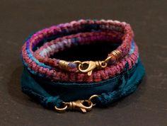 Snap Dragon/Kaleidoscope wrap/warrior by ALCCREATIONS on Etsy, Bohemian Zen Jewelry, Warrior Wraps, Pay It Forward