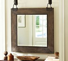 We are redoing the bathroom and I absolutely love this mirror but I don't know if I can bring myself to spend this much. Maybe Anthony can make me something similar.