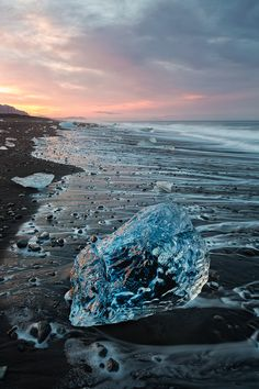 Iceland by Oleg Ershov on 500px #jokulsarlon iceland