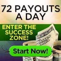 My Advertising Pays 72 Payouts per Day