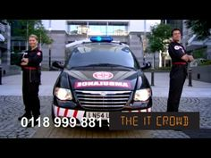 The IT Crowd - Series 1 - Episode 2: New emergency number - YouTube