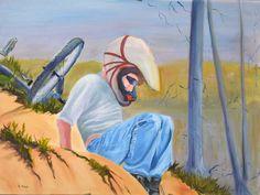 """The Fallen"" by Ramona Roush"