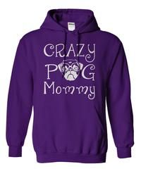 Crazy Pug Mommyhttp://www.sunfrogshirts.com/maica/pets