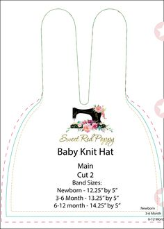 I don't know about you, but I love sewing for Easter. Here's not one bunny sewing pattern, but 20 free sewing patterns with a bunny to inspire … Baby Sewing Projects, Sewing Projects For Beginners, Knitting For Beginners, Sewing Tutorials, Sewing Hacks, Sewing Tips, Sewing Basics, Baby Hats Knitting, Lace Knitting