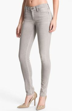 Goldsign 'Lure' Skinny Stretch Jeans (Fabiola) - http://womenspin.com/clothing/jeans/goldsign-lure-skinny-stretch-jeans-fabiola/