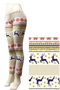 Leggings Reindeer