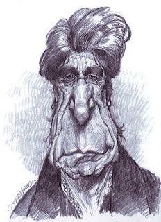 Artist:Jan Op De Beeck Caricature:Al Pacino