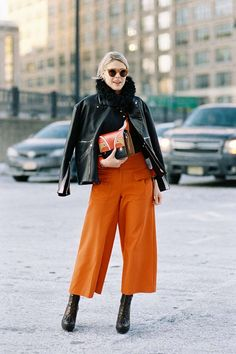 Vanessa Jackman: New York Fashion Week AW 2015....Sofie