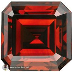 The Kazanjian Red Diamond (5.05ct) is the second largest red diamond in the world. The 35ct rough was found in the late 1920's in South Africa. The rough produced from it's inner core a 5.05ct red step cut diamond. The diamond was purchased, in recent years, by the Kazanjian Brothers and now enjoys display time in museums for all to see.