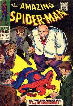 Amazing Spiderman #51 Agosto 1967
