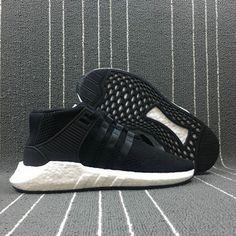 aff0dcbf3 Spring Summer 2018 Legit Cheap Unisex Adidas Originals x Mastermind World  MMW EQT Equipment Support 93 17 Black White