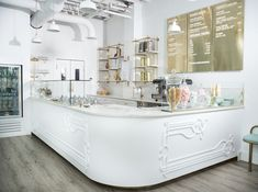 La Glace Ice Cream Vancouver - Amuneal: Magnetic Shielding & Custom Fabrication