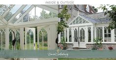Take a look at this gothic style conservatory we created for our clients in Biddisham: