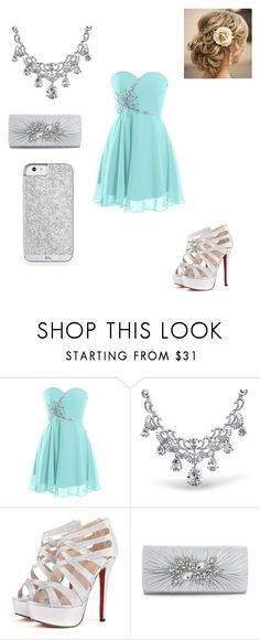"""prom #1"" by a-hidden-secret ❤ liked on Polyvore featuring Bling Jewelry"
