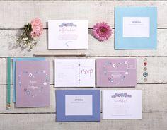 Floral Collection | RSVP | Information | Wishlist - https://www.etsy.com/uk/listing/449867614/floral-flower-wedding-stationary-set?ref=shop_home_active_18