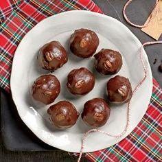 Mocha Balls Recipe