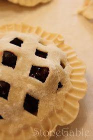StoneGable: WOW Factor Dessert, Cutie Pies!