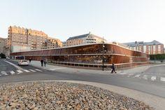 Gallery of Parking Garage Cliniques Universitaires Saint-Luc / de Jong Gortemaker Algra + Modulo architects - 6