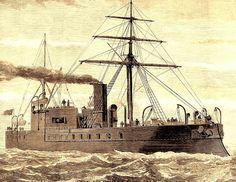 Dawlish Chronicles : Coast Defence Ships - Big Bang in a Small Parcel
