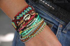 Summer Bracelets, E Design, Friendship Bracelets, Street Style, 2013, Navajo, Leather, Jewelry, Inspiration