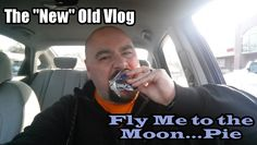"""Fly Me to the Moon...Pie!  The """"New"""" Old Vlog 03.08.16"""