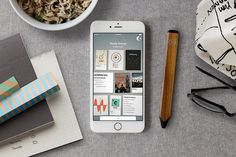 FiftyThree's new Paper for iPhone app is part sketching tool, part note-taker.