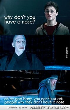 why so nosy?