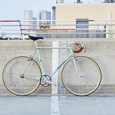 An amazing Bianchi by Fixed Gear Bike, Bike Run, Cool Bikes, Bicycles, Cycling, Amazing, Classic, Instagram Posts, Derby