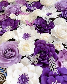 Paper Flowers Wedding, Giant Paper Flowers, Sagittarius, Repeat, Card Stock, Paper Flower Tutorial, Flower Center, The Masterpiece, Flower Template