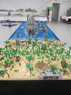 Lego WW2 brickmania MN