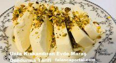 Usta Kıskandıran Evde Maraş Dondurma Tarifi 1 New Cake, Easy Cake Recipes, Ice Cream Recipes, Feta, Camembert Cheese, Dairy, Health, Jealous, Cake Ideas