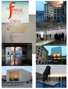 L'exposition ICI, AILLEURS jusqu' au 31 mars à la Friche la Belle de Mai.