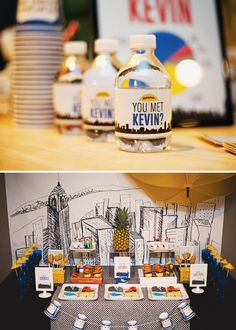 How I Met Your Mother Party {Adult Birthday}.  I kind of love this.