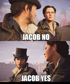 Assassin`s Creed Syndicate Jacob & Evie Frye
