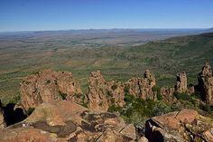 Valley of Desolation, Graaff-Reinet, Eastern Cape, South Africa Provinces Of South Africa, Grand Canyon, Tourism, Landscapes, African, Explore, Places, Water, Travel