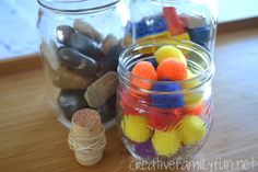 7 Guesstimation Jar Inspiration Ideas Math Kindergarten Math Math Activities