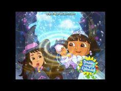 Opening to Dora the Explorer Musical School Days 2007 DVD