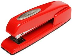 ThinkGeek :: The Red Swingline Stapler