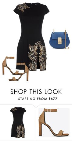 """""""Untitled #1757"""" by quaybrooks on Polyvore featuring Dsquared2 and Yves Saint Laurent"""