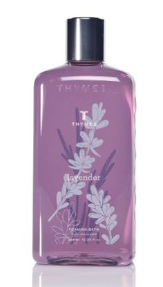 Thymes Liquid Foaming Bath, Lavender, 12.25 -Ounce Bottle >>> Check out @