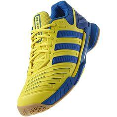 Adidas Stabil 10 in yellow. Männer Adipower Stabil 10 Schuh ...