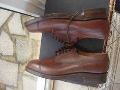 FAB SHOES IN NEW AND UNWORN CONDITION, MADE BY CHEANEY FOR HOGGS OF FIFE. | eBay!