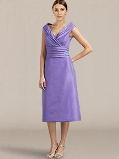 Mother Of The Bride Dresses_Purple